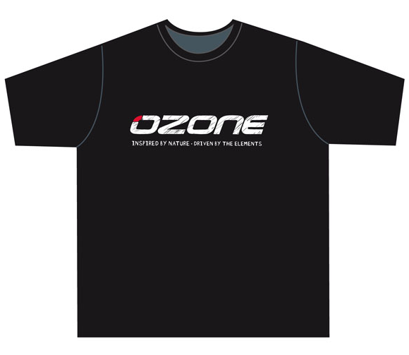 """OZONE """"INSPIRED BY NATURE"""" T-Shirt"""
