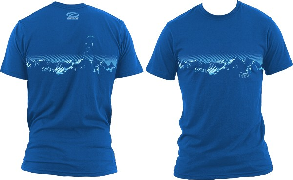 "OZONE T-Shirt ""Mountain"""